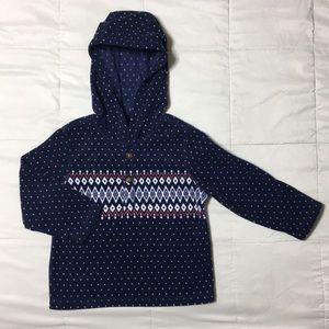 Carters fleece hoodie size 18 months